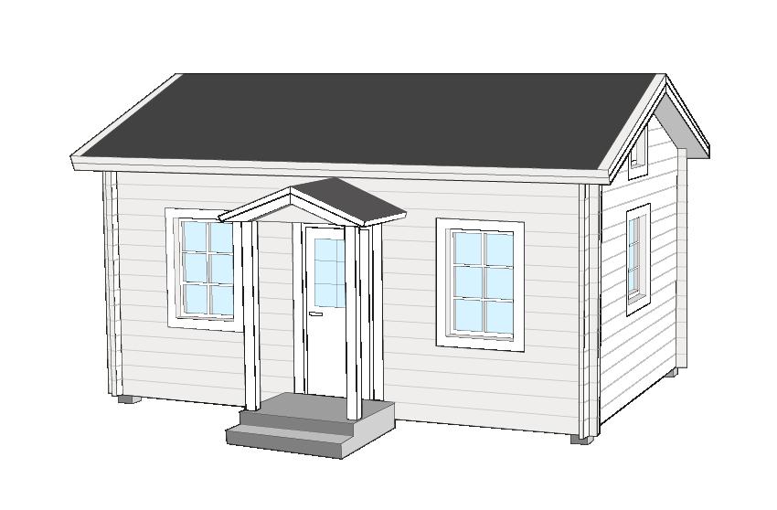 Fritidshus  Bygg och Trä  Bodbysund