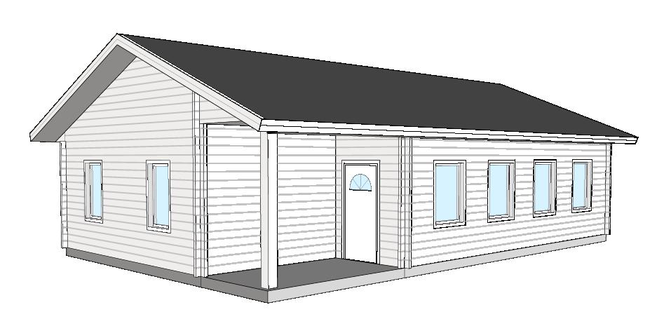 Fritidshus  Bygg och Trä  Bygdsiljum